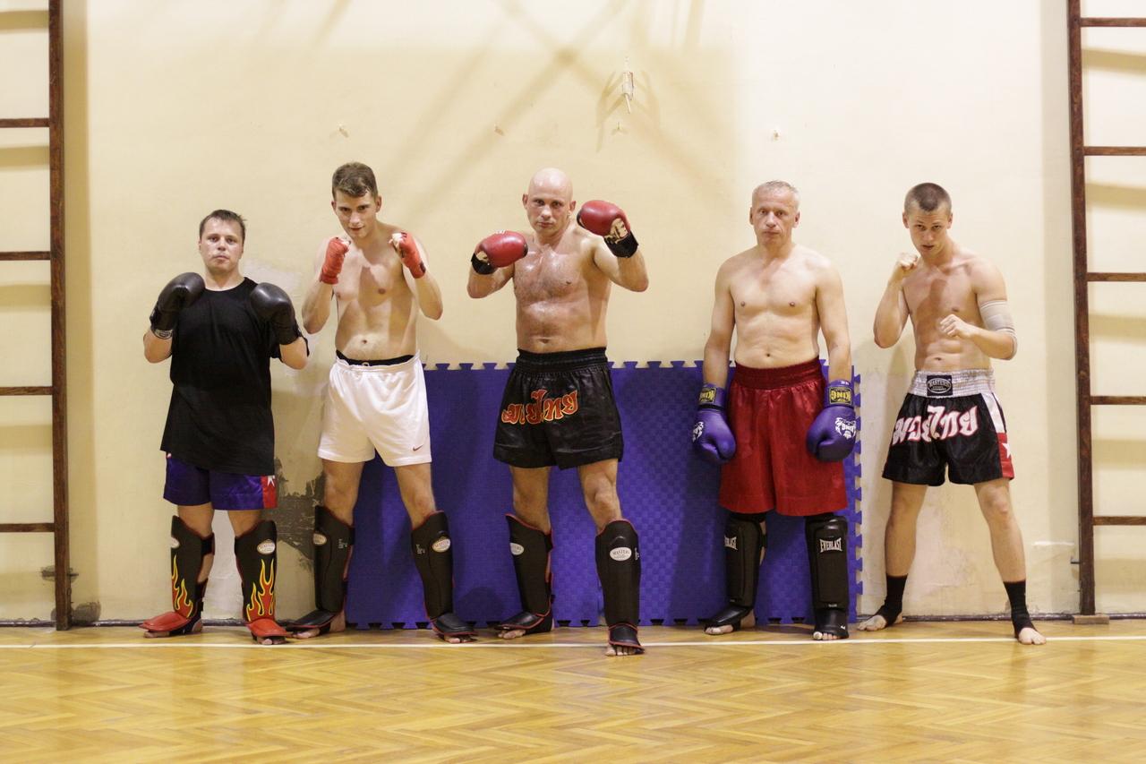 Ekipa z Ożarowskiej ;)