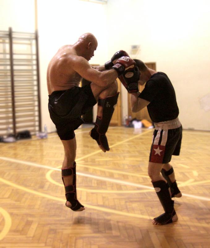 Trener Muay Thai - Warszawa - Kickboxing