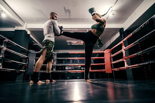 Trening personalny Muay Thai - Warszawa